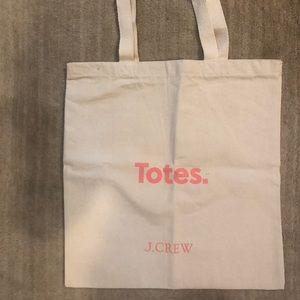 """J.crew """"Totes"""" Bag"""